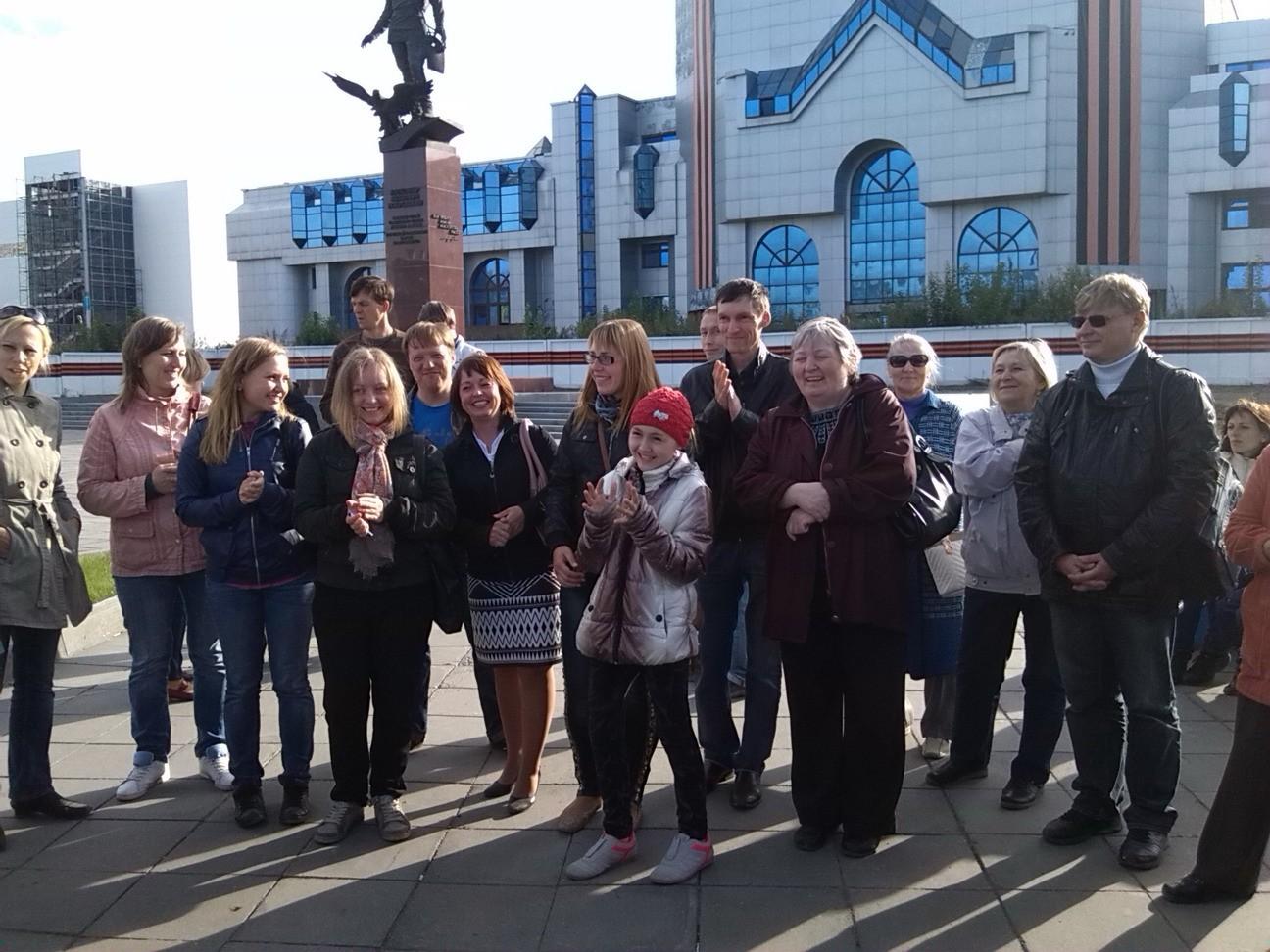 Миссионерская осень в Новосибирске