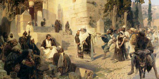 Воскрешение мертвых в Библии - воскресло множество усопших