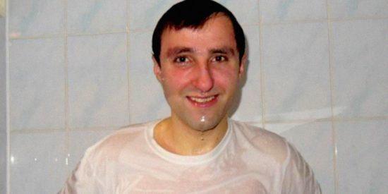 Крещение в Минске: он всегда верил в Бога
