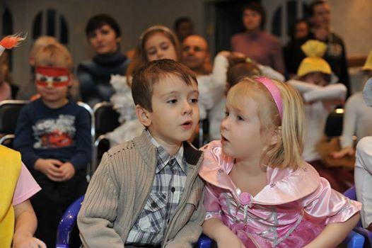 В Киеве состоялся очередной семинар для детских воспитателей в Церкви