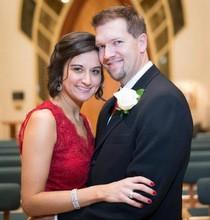 Эдди и Стефани нашли друг друга благодаря сайту знакомств для учеников Христа DT Heart and Soul