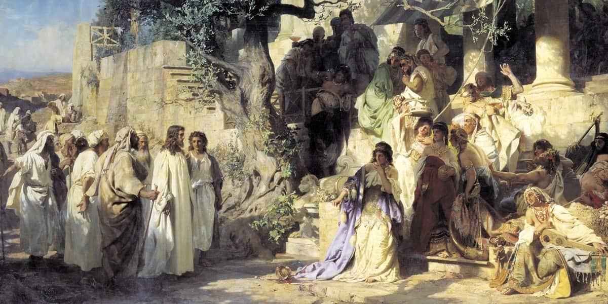 Иисус Христос пришел во плоти?