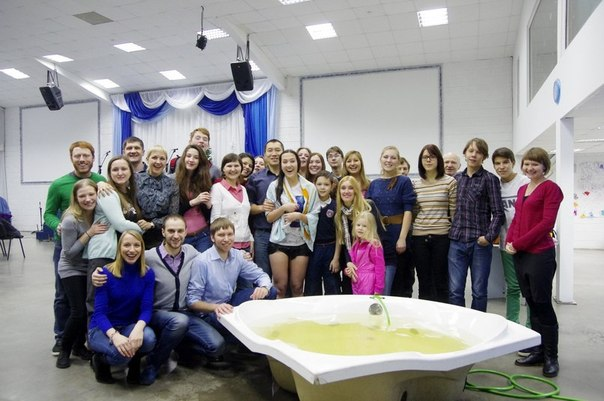 Подростки Новосибирска интересуются изучением Библии