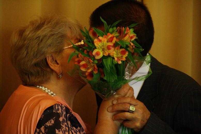 Чудесное воссоединение семьи в Киеве спустя 15 лет