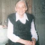 Христианка из Новосибирска отмечает свое 90-летие