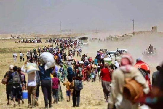 Гонения на церковь в Ираке: события книги Деяний повторяются в наши дни