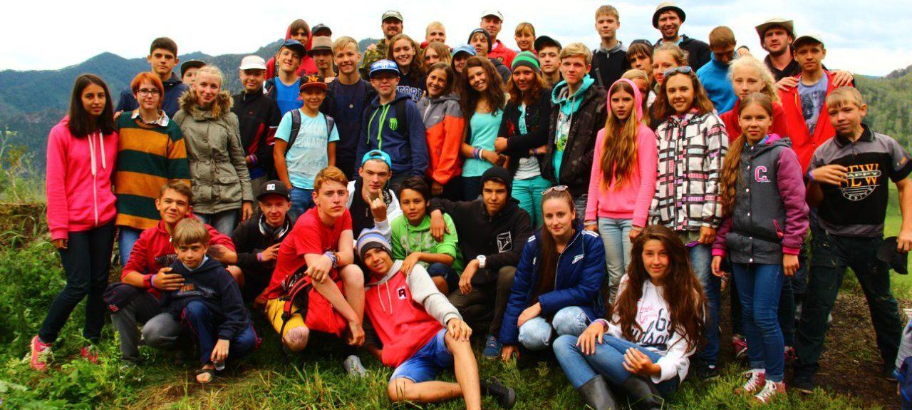 """Христианский лагерь """"Миротворец"""" глазами подростков"""
