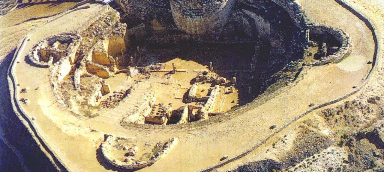 Гробница Ирода Великого обнаружена археологами