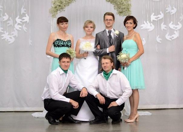 Свадебный переполох в Новосибирске: Роман и Екатерина