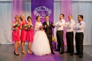 В Новосибирске сыграли еще одну христианскую свадьбу