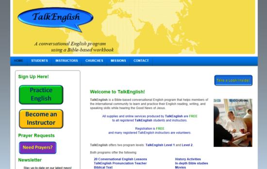 Проект TalkEnglish запускает новую независимую обучающую программу!