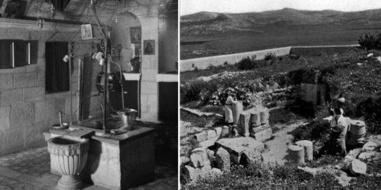 Колодец Иакова - Место, где Иисус Христос говорил с самаритянкой