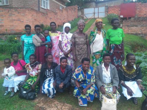 30 женщин крестились в церкви Руанды за полгода