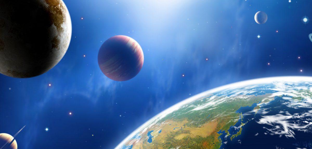 Бог поместил полярную звезду на свое место?
