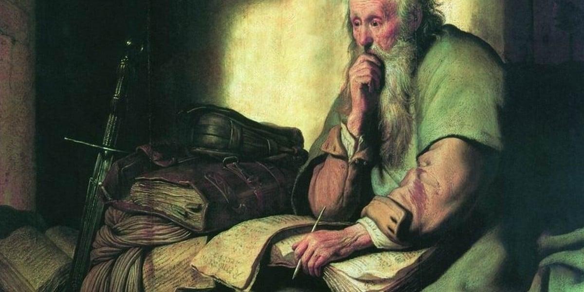 Как апостол Павел получил чудесные дары?