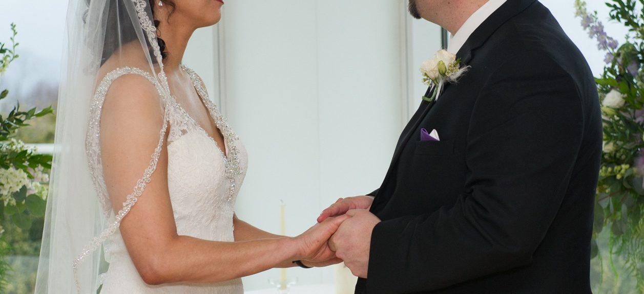 Кевин и Лиза нашли друг друга на христианском сайте знакомств DTHS