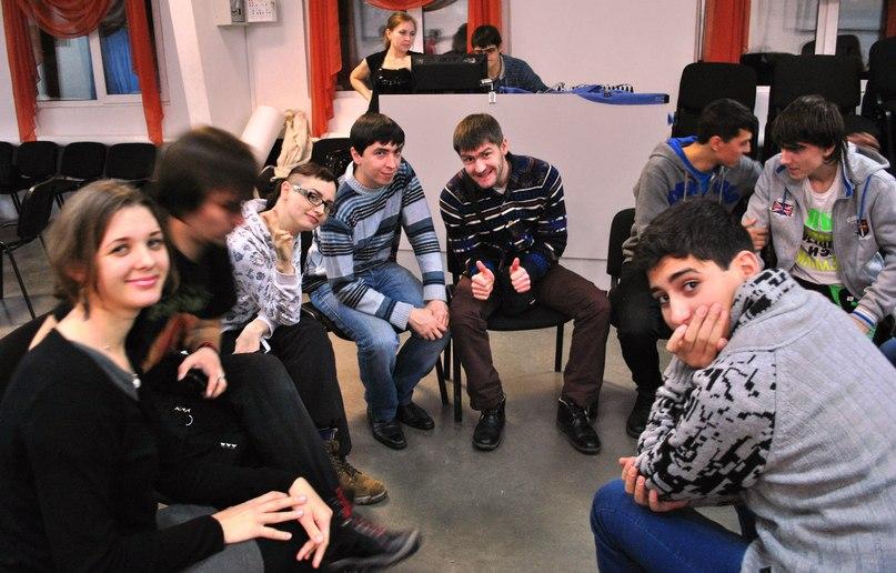 """Молодежный форум в Новосибирске """"Будь в тренде""""."""
