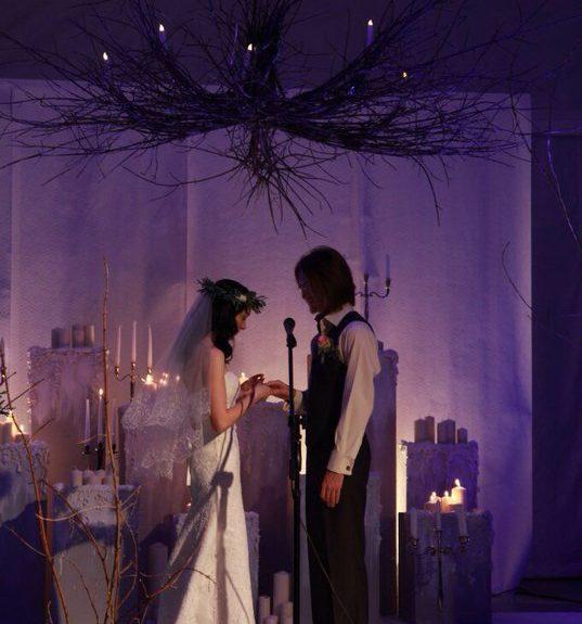 Еще одна замечательная пара венчалась в церкви Новосибирска