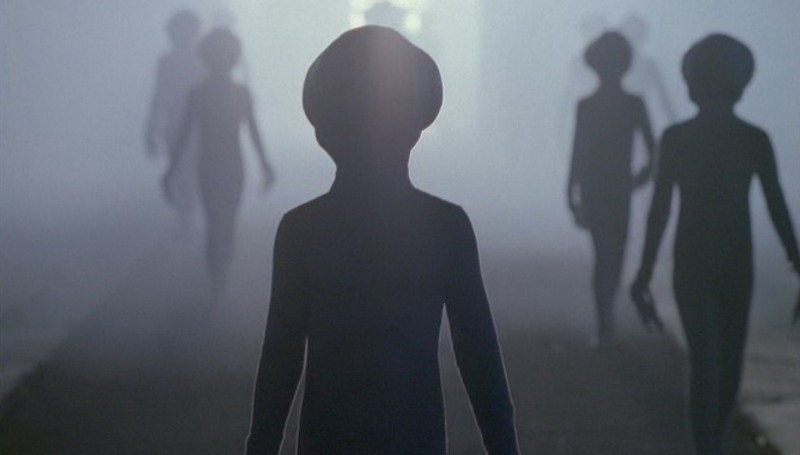 Вера в инопланетян и христианство?
