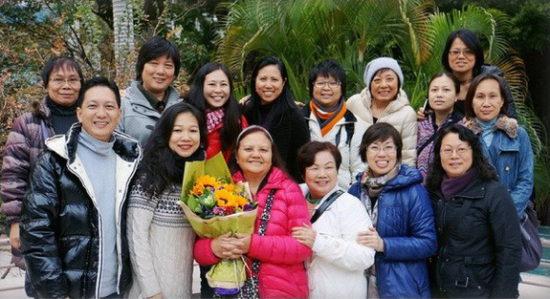 Крещение в Гонконге на Рождество Христово