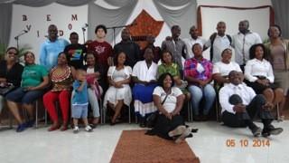 Церковь в Мапуту (Мозамбик) празднует крещение десятков людей