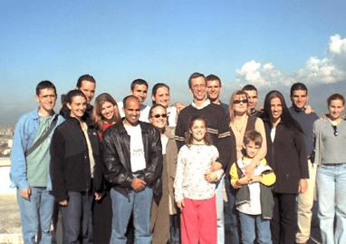 Юбилей церкви Христа в Албании