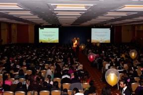 Христианское собрание в Лондоне посетили более 1100 женщин