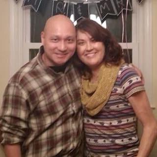 Майк и Лора женились в ноябре 2014 года