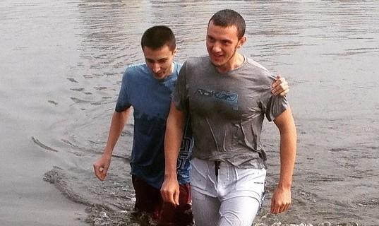 Впервые на христианское собрание я пришел в Киеве