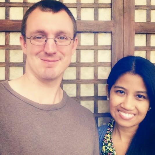 Аарон и Лелейн нашли друг друга на христианском сайте знакомств