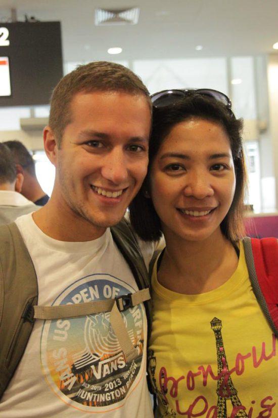 Мэттью и Ришель встречаются с сентября 2014 года