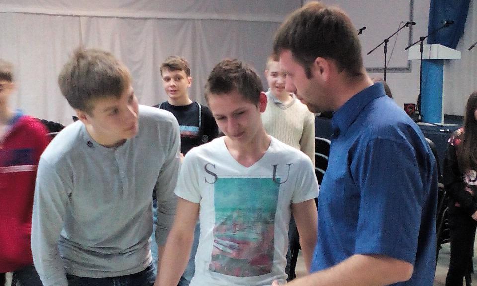 История о крещении из Новосибирска - никогда не сомневайтесь в Господе
