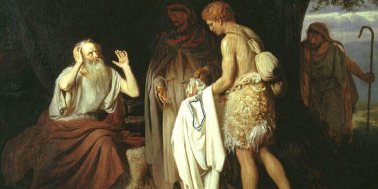 Благословение Иакова и Исава