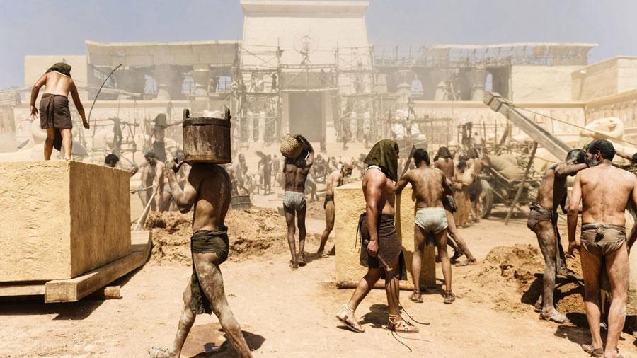Египет - символ греха и символ рабства греха в Библии?