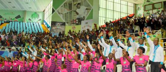 """Праздник 25-летия Международных Церквей Христа Восточной Африки """"Шангилия"""""""