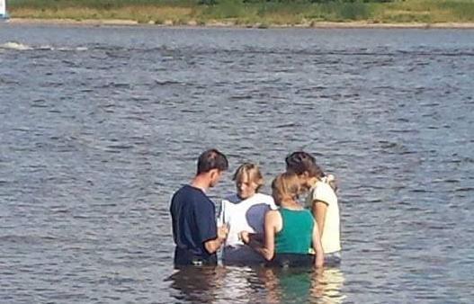 Не сократилась рука Господня, чтобы спасать: крещение в Великом Новгороде