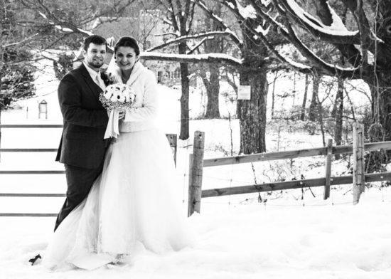 Сайт знакомств DTHS: Митчел и Лорена Мур женились в январе 2015 года