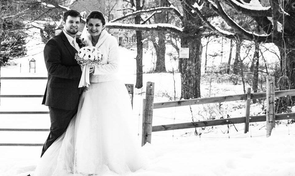 Христианский сайт знакомств DTHS: Митчел и Лорена женились в январе 2015 года
