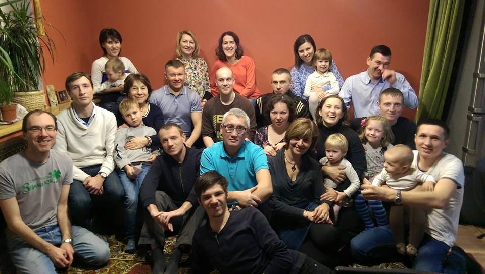 Церковь в Уфе празднует еще одно крещение