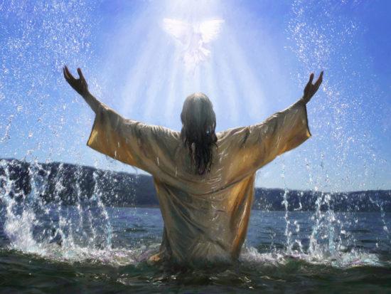 Крещение Иисуса: зачем Иисус крестился от Иоанна, если Он не имел греха?