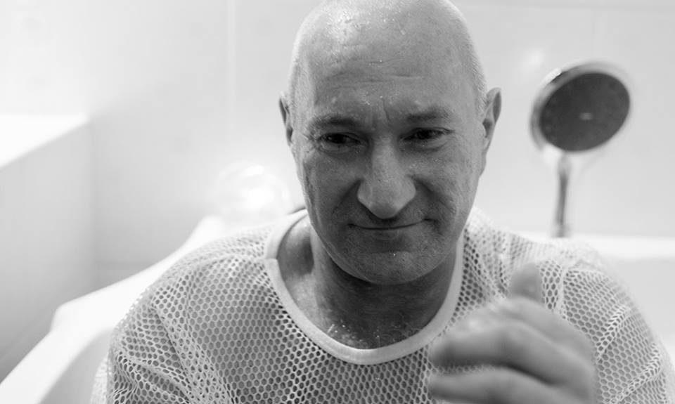 История крещения Сергея в московской церкви