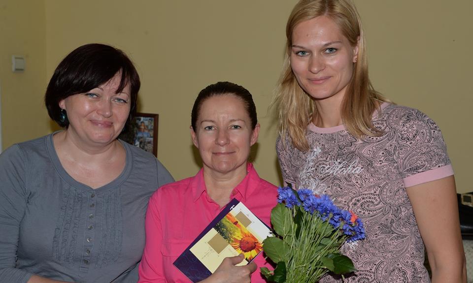 Она плакала от радости и от того, что её грехи теперь прощены. История из Киева.