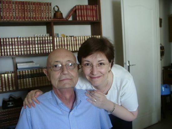 Надин Темплер: Почему я люблю своего отца