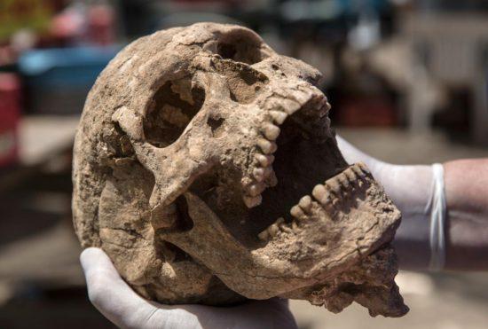 Кладбище филистимлян найдено в Ашкелоне, Израиль