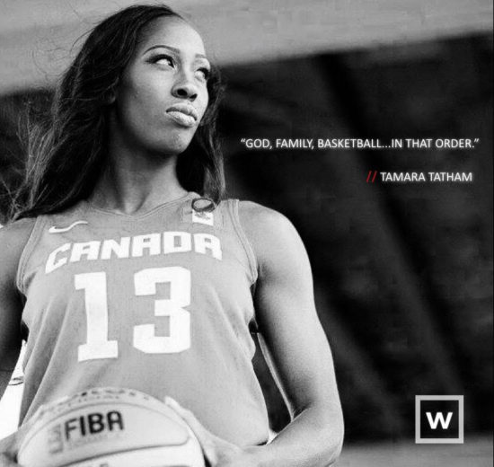 Христианка из церкви в Торонто выступает за Канаду на Олимпийских играх