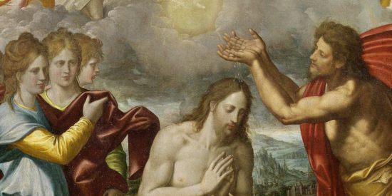 Крещение Иоанново может прощать грехи?