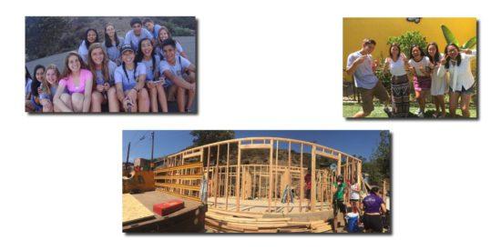 Молодежный Корпус Надежды в Мексике: вместе строим дом и помогаем детям