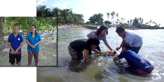 Служение Молодежного Корпуса Надежды на Филиппинах