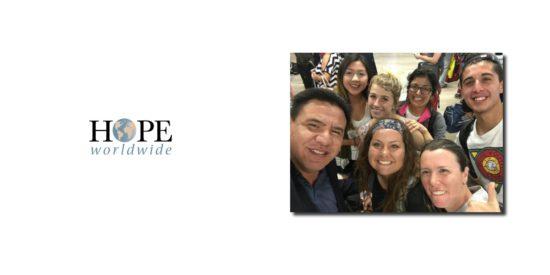Молодежный Корпус Надежды: Моя история о сборе средств для поездки
