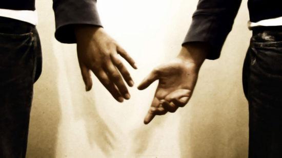 Ваш муж пришел первый раз в церковь: всему свое время